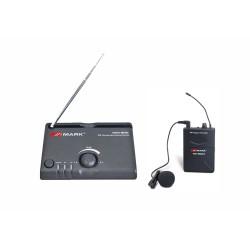 MICRÓFONO TRUE DIVERSITY VHF INALÁMBRICO DE 1 CANAL - 174.30 MHz - ES  MICW30G