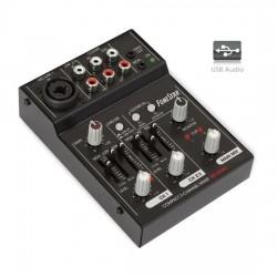 Mezclador USB para PC SM-303SC