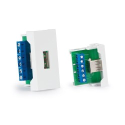 Panel de conexión USB A WP-32U