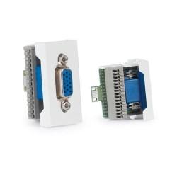 Panel de conexión VGA, D15 WP-34V