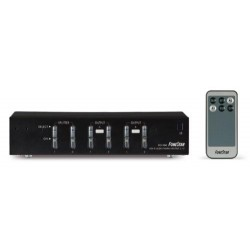 Matriz/distribuidor VGA 2 x 2 FO-350