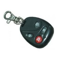 Mando inteligente el cual puede grabar un código diferente en cada uno de los botones de forma automática y permite ajustarse a