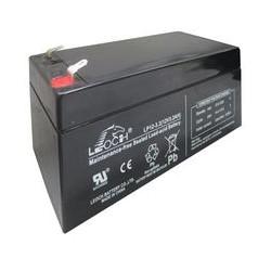 Bateria plomo 12 V - 3.3 A, medidas 130 X 55 X 62mm