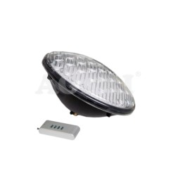 Bombilla Piscina LED PAR56 RGB 25W 12V AC con mando a distancia