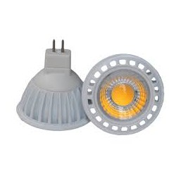 Bombilla Led MR16 COB Regulable