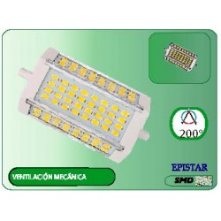 Bombilla led lineal R7S