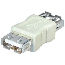 ADAPTADOR USB 2.0 HEMBRA A HEMBRA
