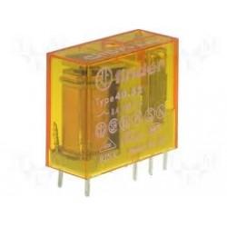 FINDER RELE 4052 12V AC 2C 8A RT 5MM