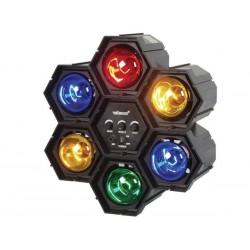 ÓRGANO DE LUZ MODULAR - 6 x 47 LEDs VDLL6RL2