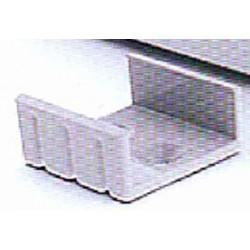 PERFILT32S Soporte fijacion superficie para perfil aluminio tira led T32B
