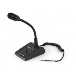 Micrófono dinámico de sobremesa FDM-625