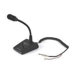 Micrófono dinámico de sobremesa FDM-625-P
