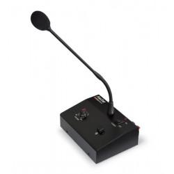 Micrófono con amplificador MCA-10