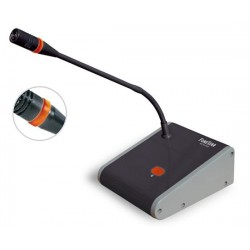 Micrófono de megafonía para sobremesa MCH-205