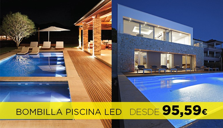 Bombillas Led Piscina